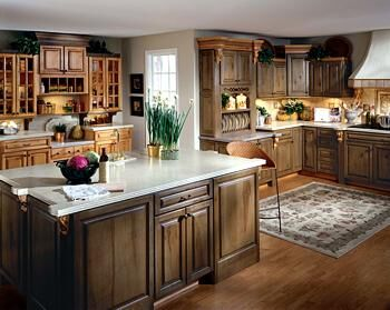 Gold Star Cabinets, Marble, Countertops